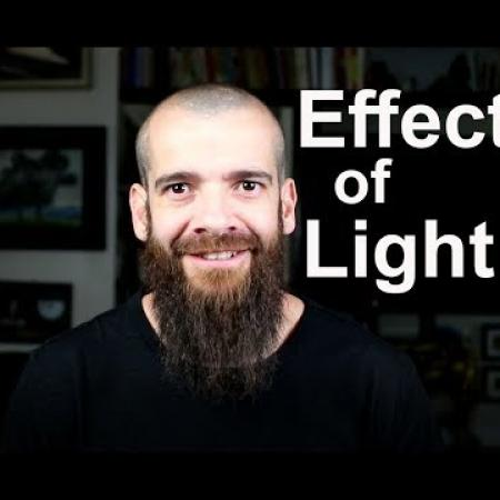 Effects of Light. Vlog 010 Cesar Santos