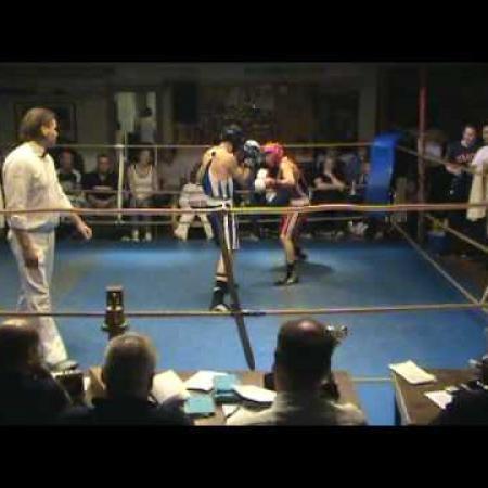 cesar santos boxing