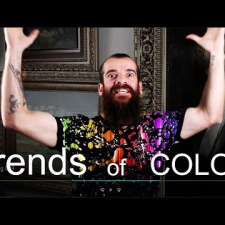 Trends of Color. Cesar Santos vlog 003
