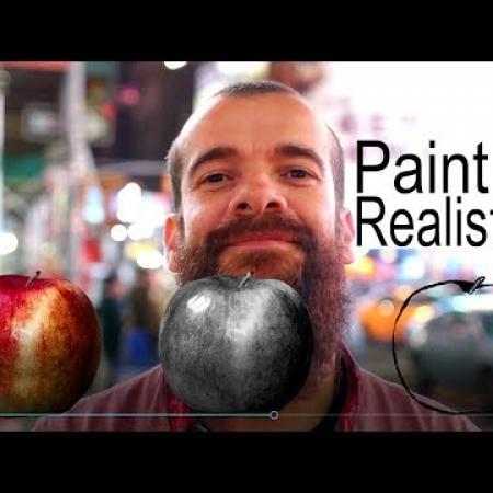 Paint Realistic? Cesar Santos vlog 014