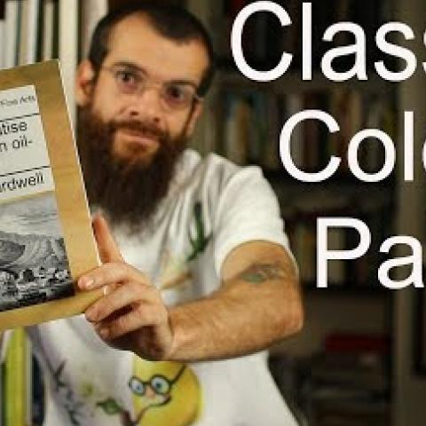 Classical Color Palette to Paint the Flesh by Thomas Bardwell. Part I. Cesar Santos vlog 018