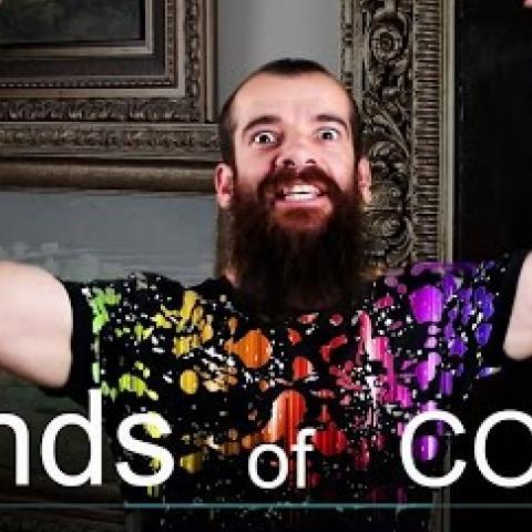 Trends of Color. Cesar Santos vlog 003