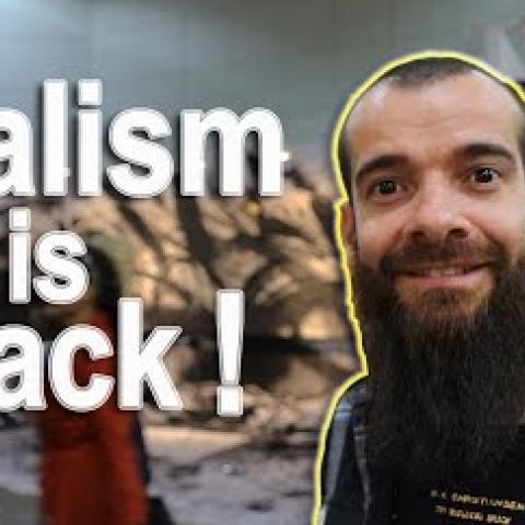 Realism Is Back! Cesar Santos vlog 037