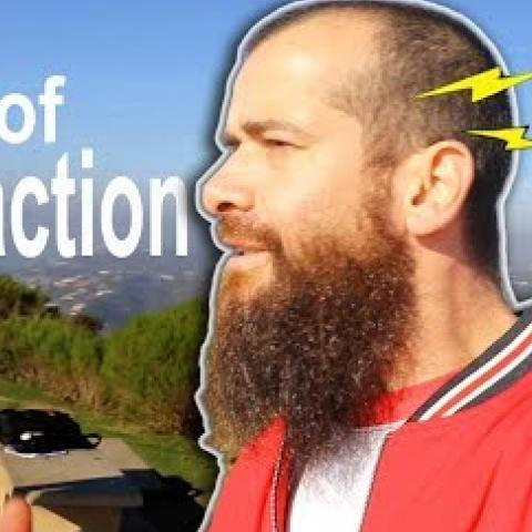 A Simple Look at the Law of Attraction. Cesar Santos vlog 039