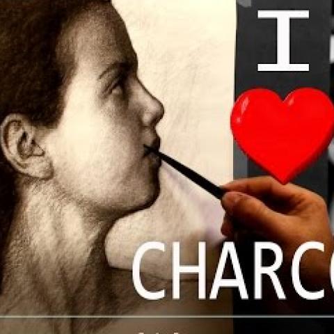 I Love Nitram Charcoal. Cesar Santos vlog 006